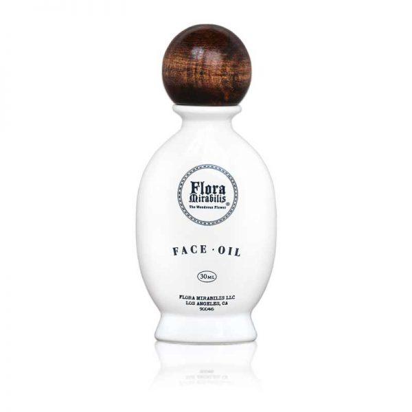 FLORA MIRABILIS Face Oil bottle back