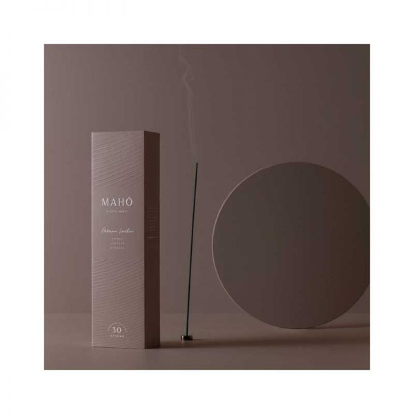 MAHŌ Artisan Leather incense Sticks