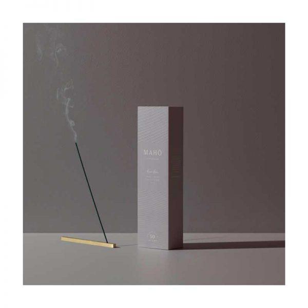 MAHŌ Rose Bois luxury incense sticks