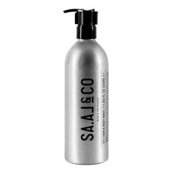 SA.AL & CO Hair and Body Wash