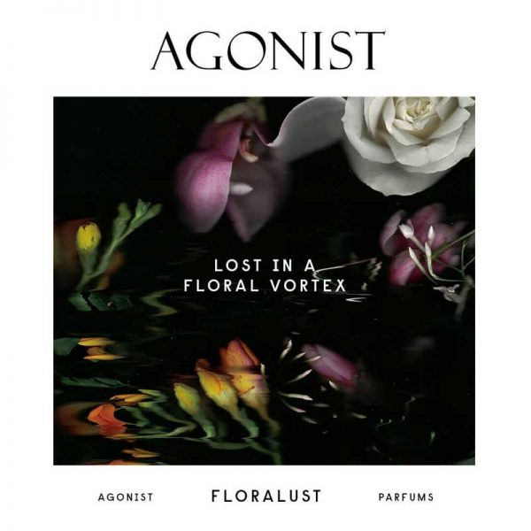 agonist natural fragrances Floralust perfume spray