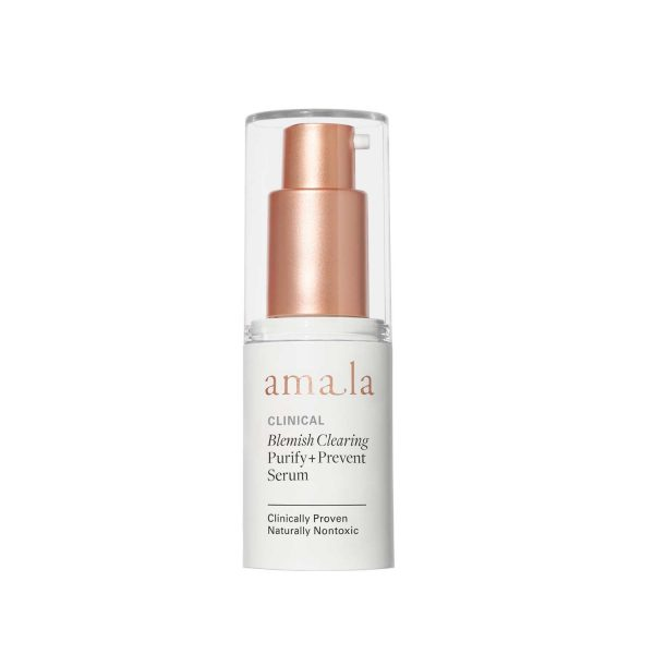 amala clinical blemish clearing purify serum