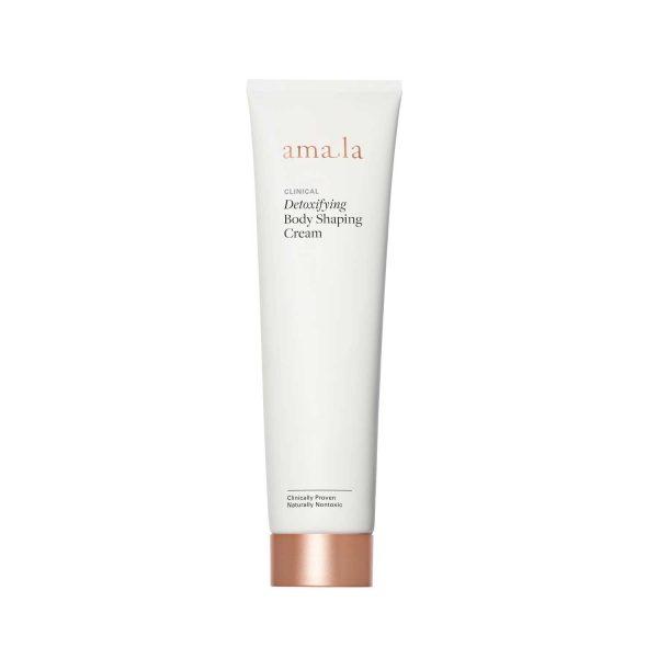 amala clinical detoxifying body shaping cream
