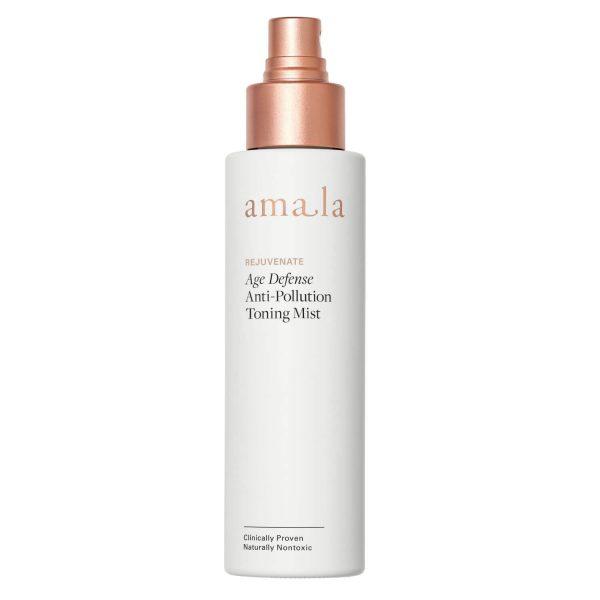 amala rejuvenate age defense anti-pollution toning mist and natural facial toner