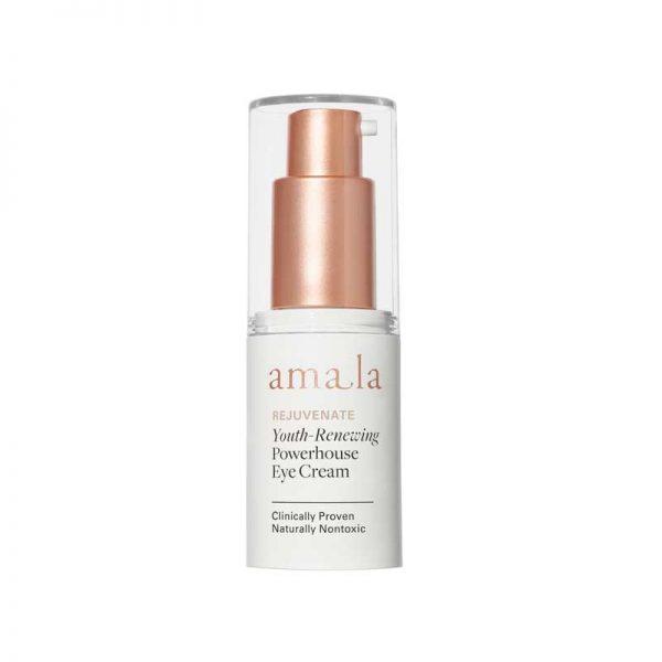 amala rejuvenate youth-renewing powerhouse natural eye treatment cream