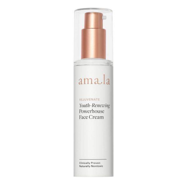 amala rejuvenate youth renewing powerhouse face cream natural facial moisturiser