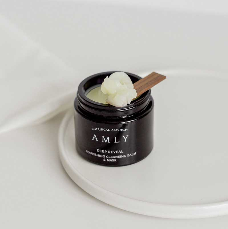 Amly Deep Reveal nourishing cream texture