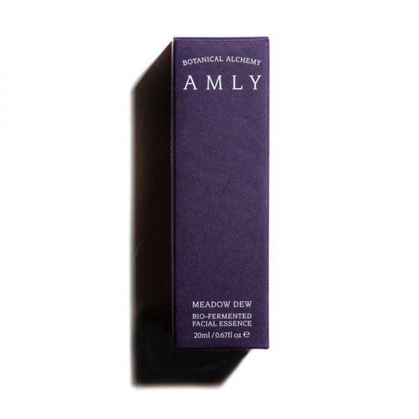 AMLY Meadow Dew Bio-Fermented Facial Essence box