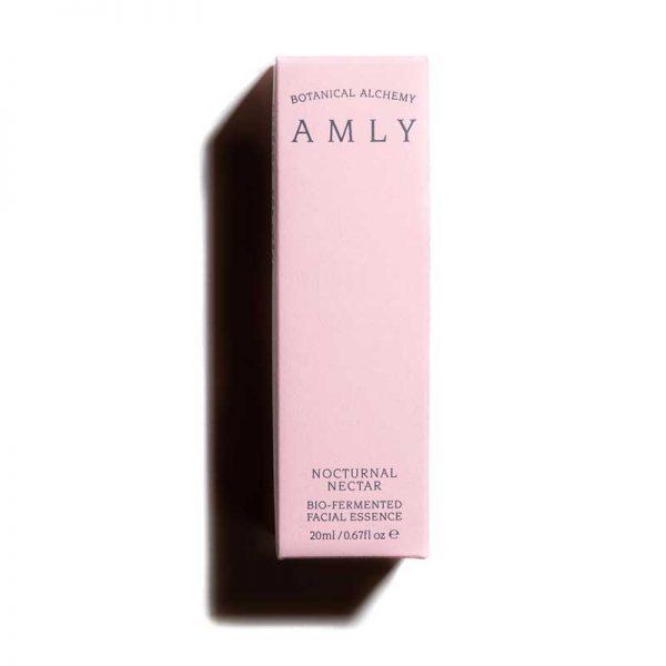 AMLY Nocturnal Nectar Bio-Fermented Facial Essence box