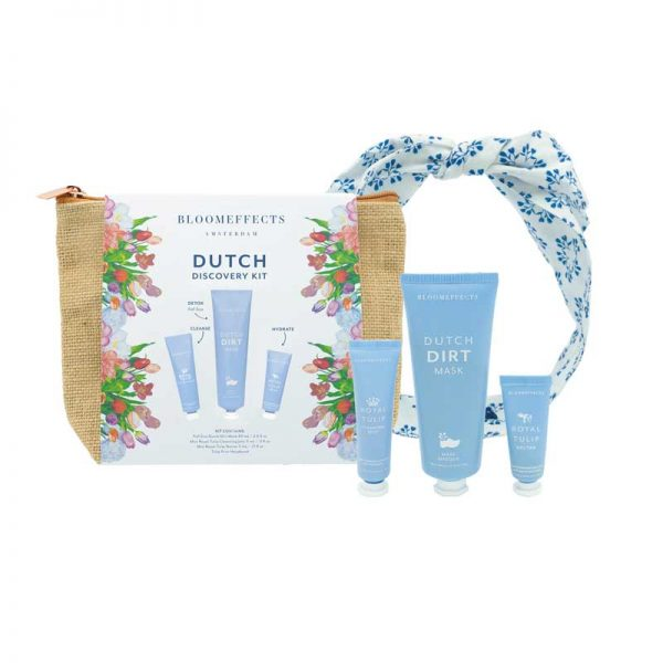 BLOOMEFFECTS Dutch travel and trial