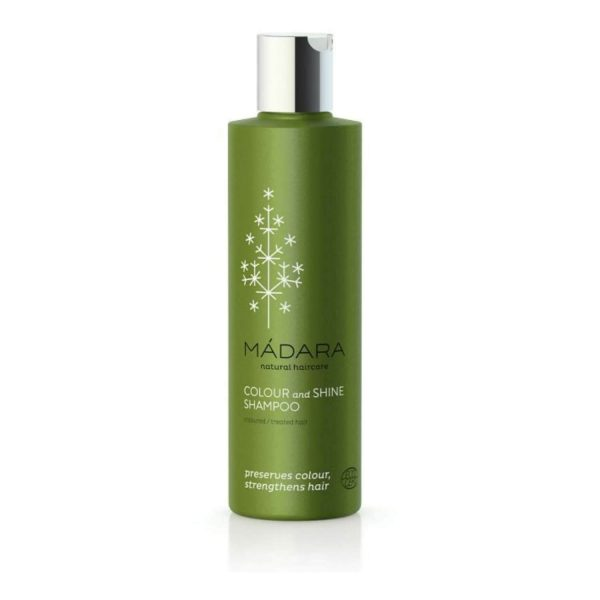 madara colour and shine shampoo
