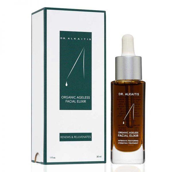 DR ALKAITIS Organic Ageless Facial Elixir 30ml