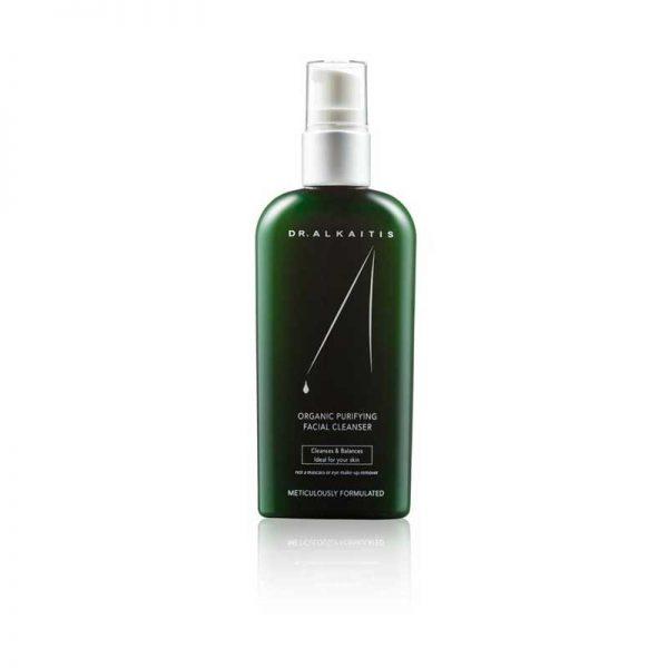 dr_alkaitis organic purifying facial cleanser