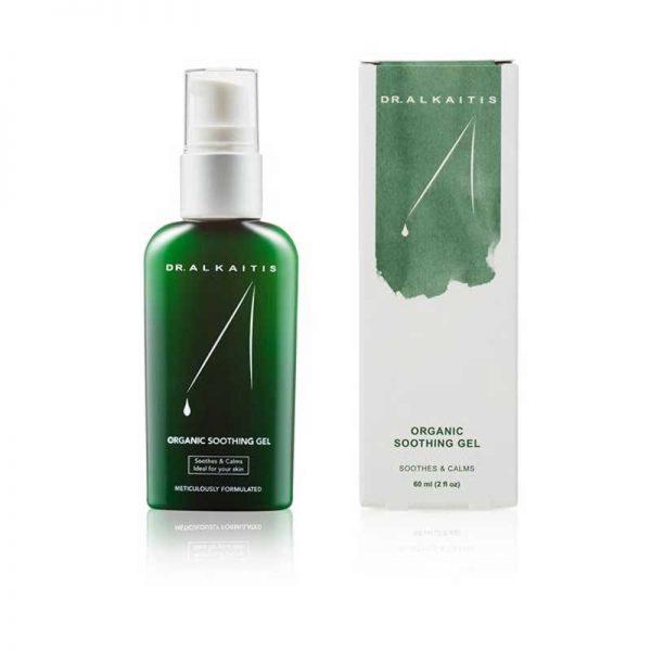 dr alkaitis organic soothing gel 60ml