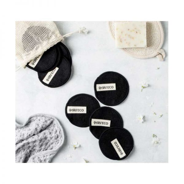 EVER ECO Reusable Makeup Remover Pads rounds