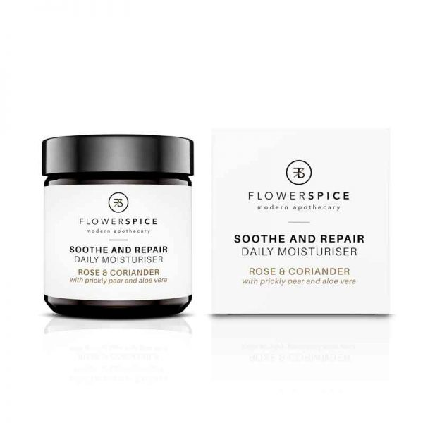 FLOWER SPICE Soothe and Repair Daily Moisturiser