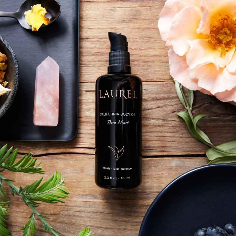 LAUREL California Body Oil product product