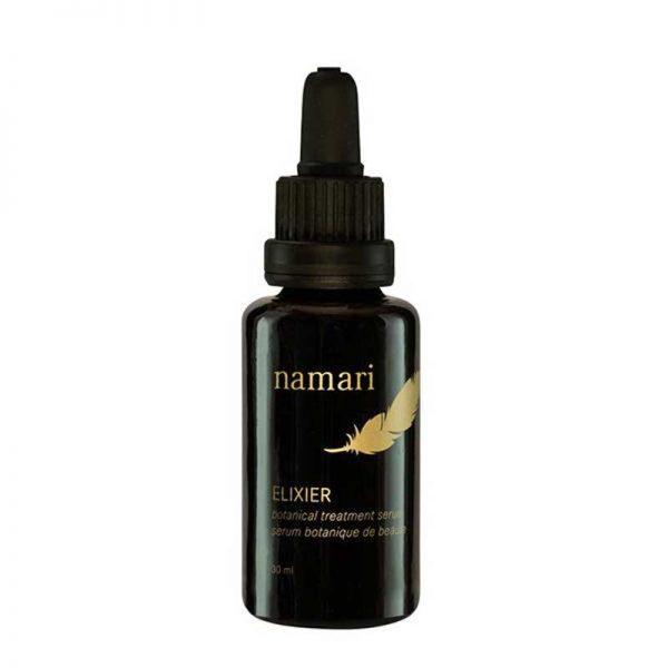 namari ELIXIER botanical treatment serum