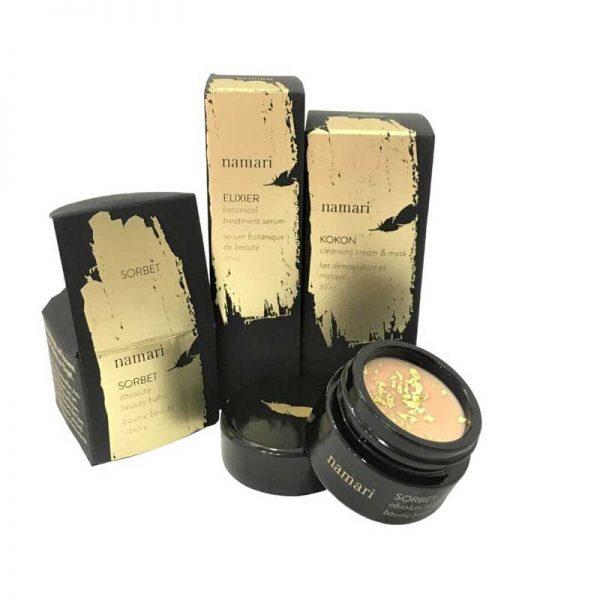 Namari Skin| Organic handmade skincare essentials set