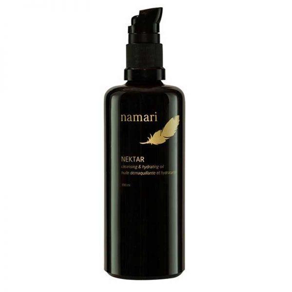 namari NEKTAR cleansing hydrating oil