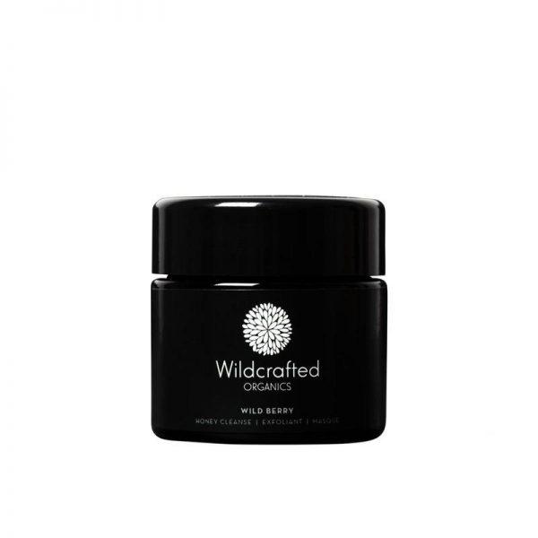 Wildcrafted Organics Wild Berry Honey Cleanse + Masque
