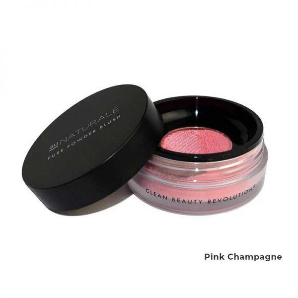 Au Naturale Pure Powder Blush Pink Champagne