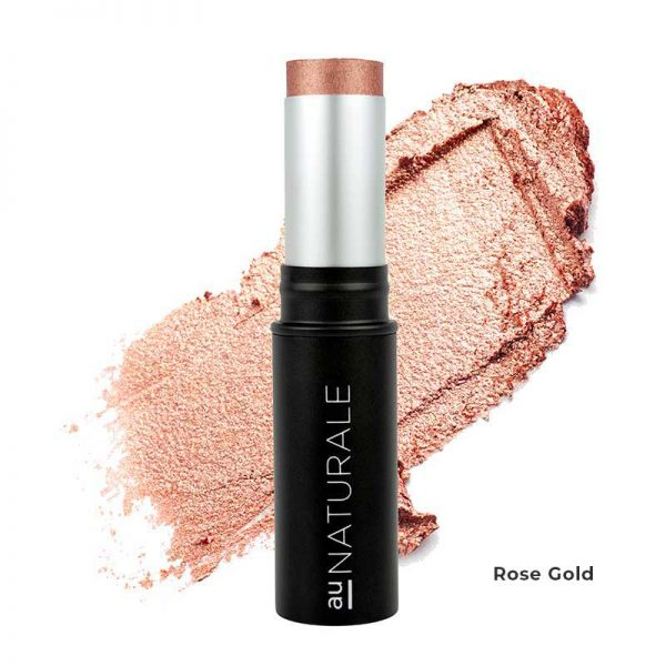 Au Naturale THE ALL-GLOWING CRÈME HIGHLIGHTER Rose Gold