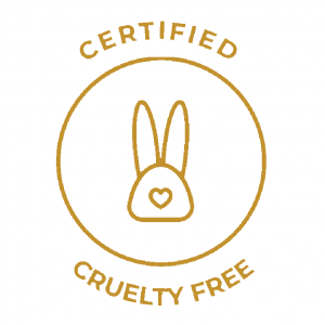 Certified with recognised organisation: Leaping Bunny, PETA, CCF
