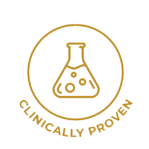 Proven efficacy supported by approved clinical testing