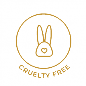 Ingredients and final formulation not tested on animals