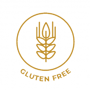Ingredients and final formulation free from gluten
