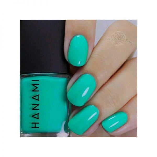 hanami cosmetics nail polish junie manicure