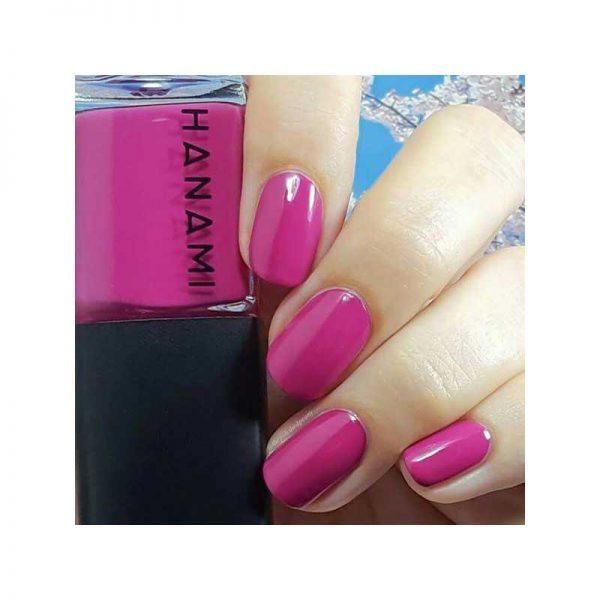 hanami cosmetics nail polish cameo manicure