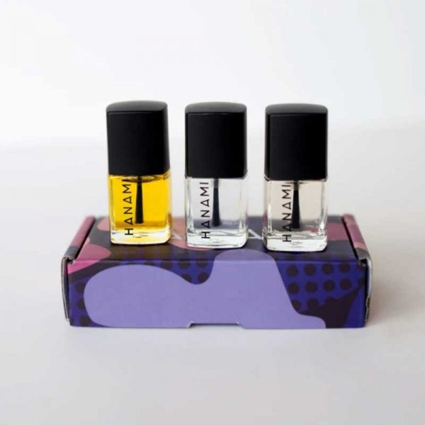 hanami nail polish rescue treatment pack