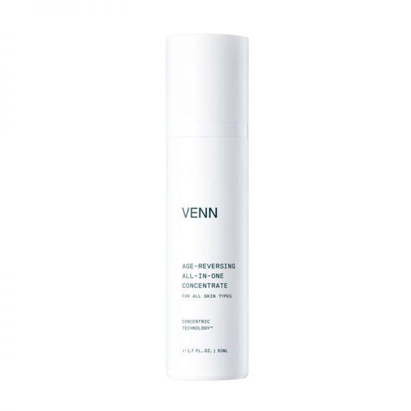 venn age reversing all in one concentrate face moisturiser