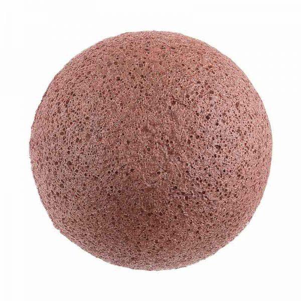 Konjac Sponge Co red clay premium