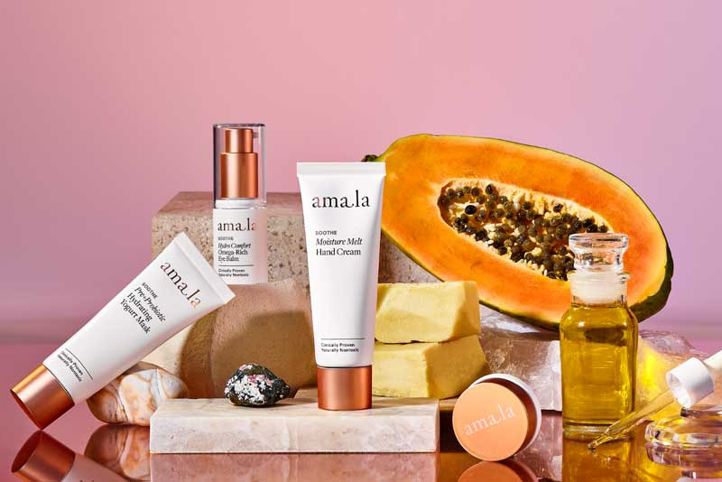 amala certified skincare