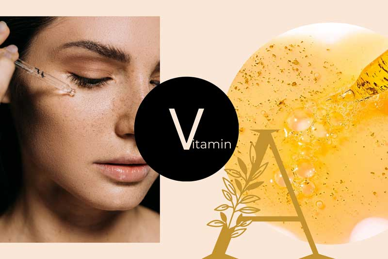 Vitamin A in skincare and natural retinol alternatives