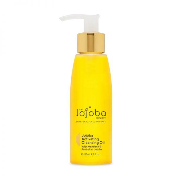 The jojoba Comany Jojoba Activating Cleansing Oil
