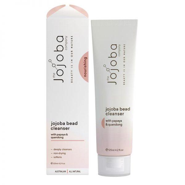 The Jojoba Company Jojoba bead facial cleanser