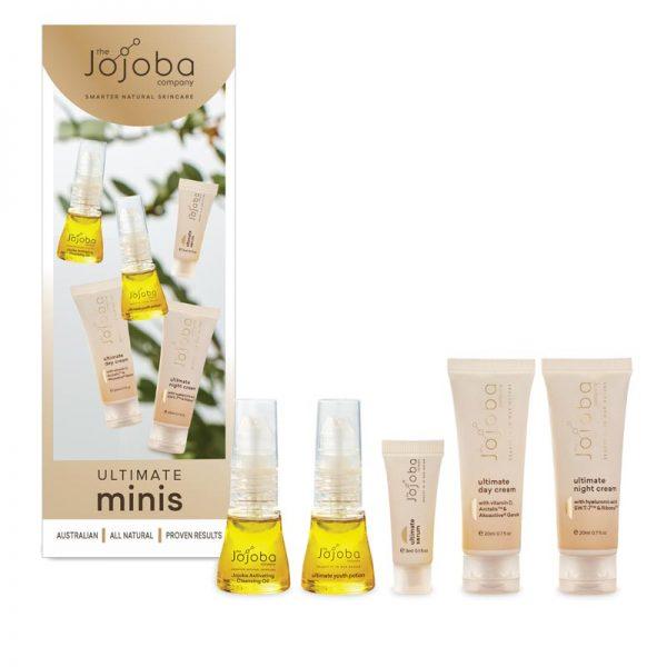 jojoba ultimate minis package