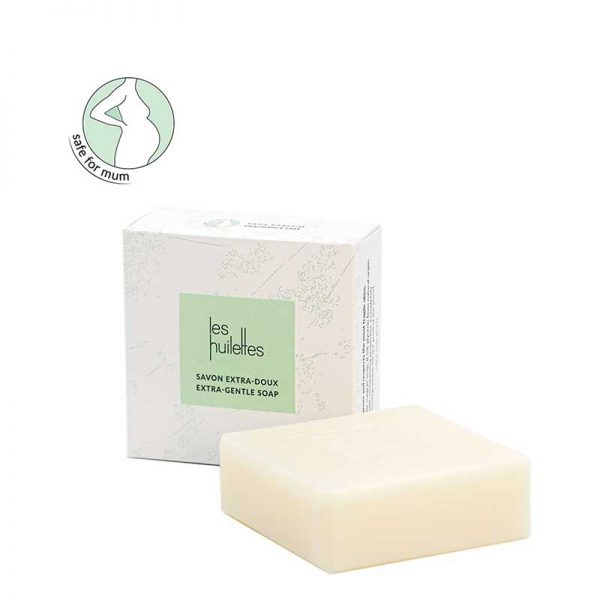 les huilettes extra gentle soap