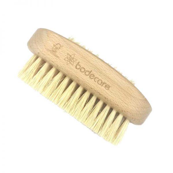 bodecare bean nail brush
