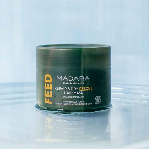 madara feed repair hair mask image