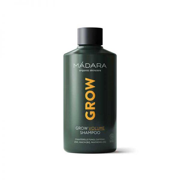 madara grow shampoo hair